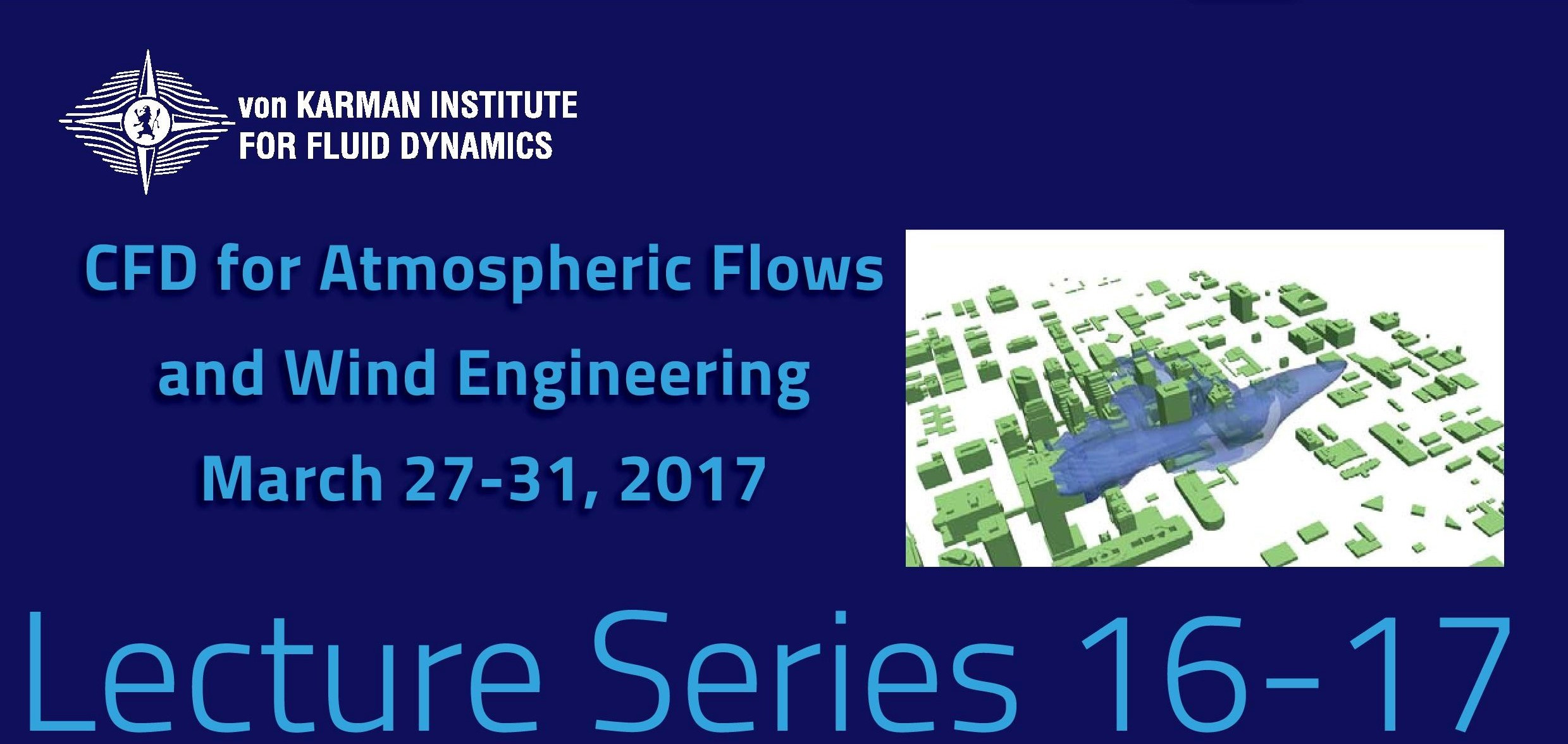 Introduction to the simulation of atmospheric flows - BLOCKEN, B.