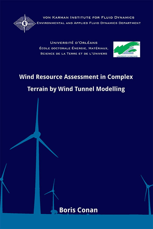 Wind resource assessment in complex terrain by wind tunnel modelling