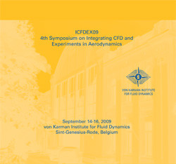 ICFDEX09: 4th Symposium on Integrating CFD and Experiments in Ae