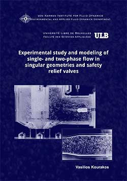 Experimental study and modeling of single- and two-phase flow in