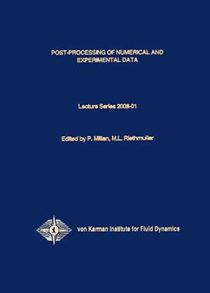Post-processing of numerical and experimental data