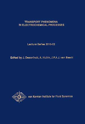 Transport phenomena in electrochemical processes