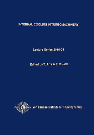 Internal cooling in turbomachinery