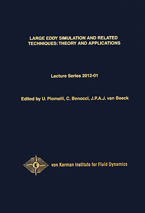 Large eddy simulation and related techniques: theory and applications