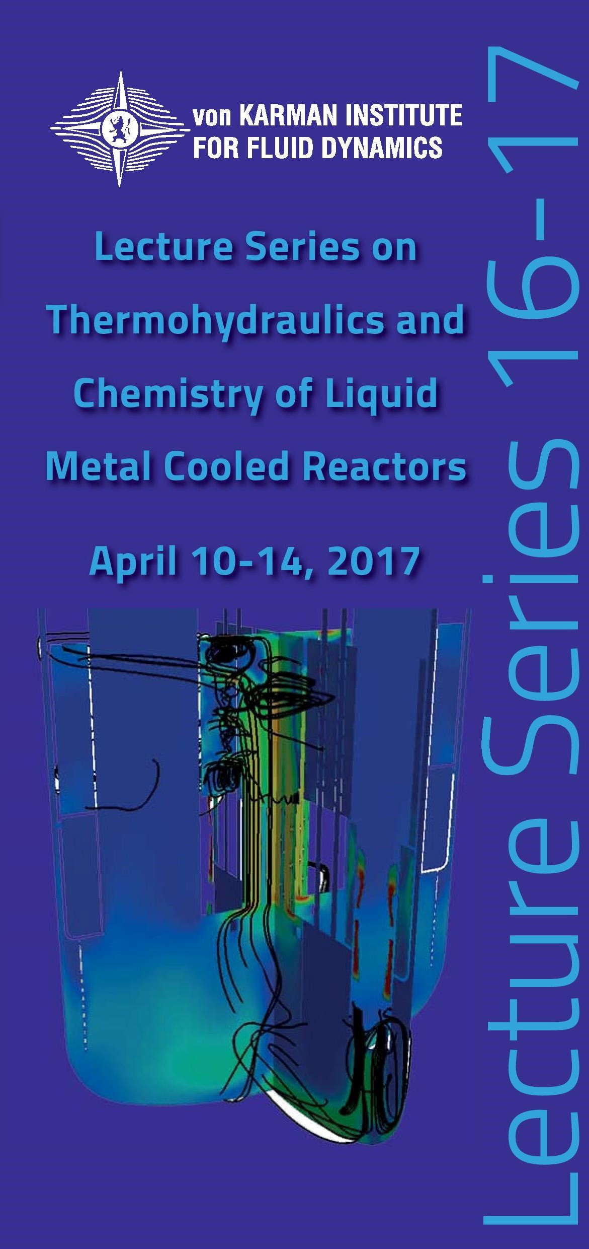Thermohydraulics and Chemistry of Liquid Metal Cooled Reactors -  hardcover - VKI LS 2017-02