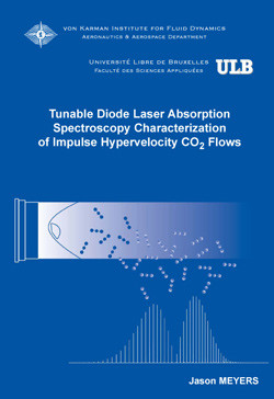 Tunable Diode Laser Absorption Spectroscopy Characterization of