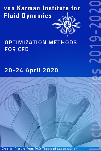 Optimization Methods for Computational Fluid Dynamics