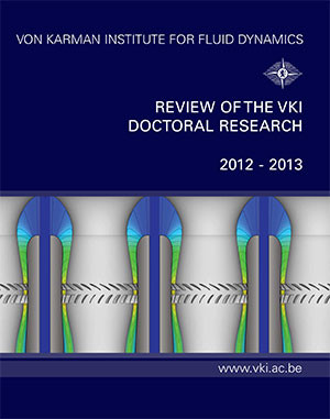 Review of the VKI Doctoral research 2012-2013