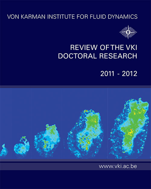 Review of the VKI doctoral Research 2011-2012