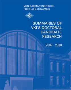 Summaries of VKI's doctoral candidate research 2009-2010