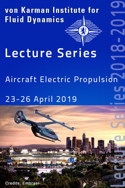 Aircraft Electric Propulsion -  hardcover - VKI LS 2019-02