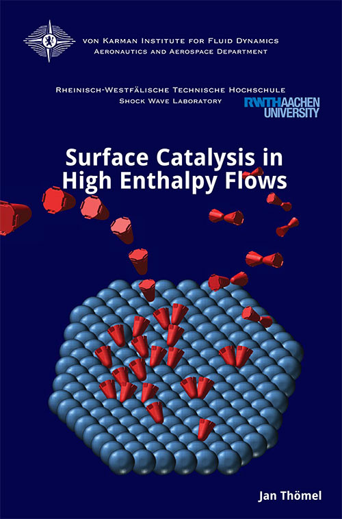 Surface catalysis in high enthalpy flows
