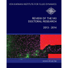 Review of the VKI Doctoral research 2013-2014